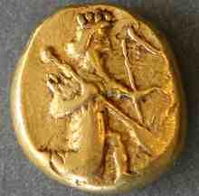 220px-Achaemenid_coin_daric_420BC_front